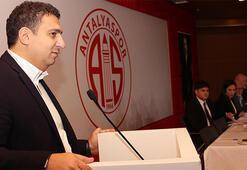 Antalyasporda yönetim kurulu ibra edildi