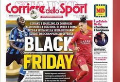 İtalyan gazetesinden ırkçı manşet: Black Friday