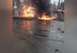 Terör örgütü yine sivilleri hedef aldı Ölüler ve yaralılar var