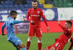 Çaykur Rizespor-Yılport Samsunspor: 3-2