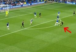 Pedrodan Everton ağlarına unutulmaz gol