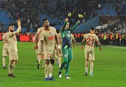 Galatasarayda Alanya maçında 5 eksik