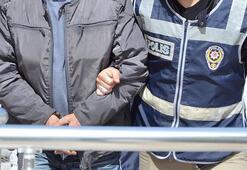 Patnosta terör operasyonu: 9 gözaltı