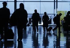 ABde hava yolu yolcu sayısı 1,1 milyarı aştı