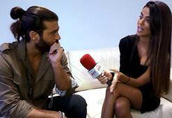 Can Yaman röportaj sırasında İspanyol muhabiri sözleriyle sıkıştırdı