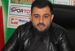 Giresunspor Başkanı Erene 45 gün hak mahrumiyeti