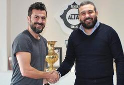 Altayda Ali Tandoğan imzaladı
