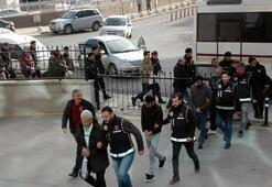 SGKyı 5 milyon lira zarara uğratan şüpheliler tutuklandı