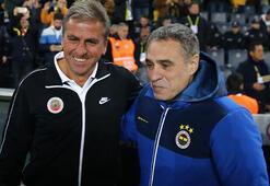 Hamza Hamzaoğlu: Fenerbahçe hak ederek kazandı