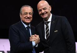 İspanya'da Real Madrid, La Liga'dan çıkıyor
