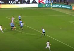 Juventusun Lazio ağlarına bıraktığı en iyi 5 gol