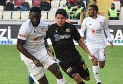 Yeni Malatyaspor - Demir Grup Sivasspor: 1-3