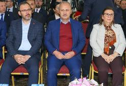 Bakanlar Pekcan, Turhan ve Kasapoğlu Manisada halkla buluştu
