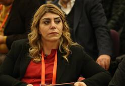 Kasapoğlundan Kayserispor Kulübü Başkanı Berna Gözbaşına tebrik