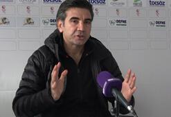 Osman Özköylü: Korkak ve aciz oyuncularla yolumuza devam etmeyeceğiz