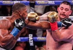Gözler bu maçta Anthony Joshua Andy Ruiz boks maçı ne zaman, saat kaçta, hangi kanalda