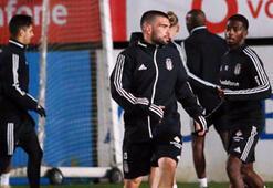 Beşiktaş, Kasımpaşa maçı hazırlıklarını tamamladı