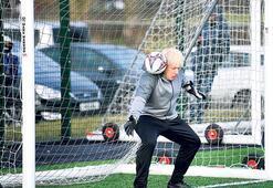 Boris Johnson golü yedi