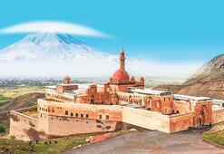 İshak Paşa Sarayı'na yolculuk