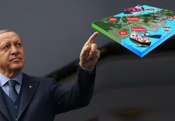 Erdoğan hayalim demişti İşte 75 milyarlık o plan