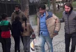 Kız çocuklarına tacizde bulunduğu öne sürülen kişi yakalandı