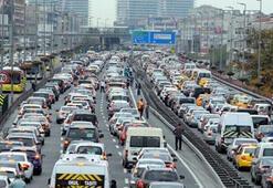 Trafikte yeni yıl tarifesi Trafik sigortası ne kadar olacak