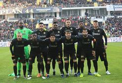 Yeni Malatyasporun yenilmezlik serisi sona erdi