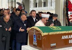 Fuat Oktay, Ankarada cenaze törenine katıldı