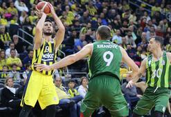Fenerbahçe Beko: 85 - OGM Ormanspor: 52