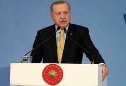 Son dakika.... Cumhurbaşkanı Erdoğandan önemli açıklamalar
