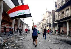 Irakta gözaltına alınan 2 bin 626 gösterici serbest bırakıldı