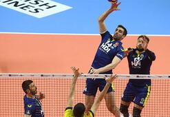 Fenerbahçe HDI Sigorta: 3  - Arhavi Voleybol: 0