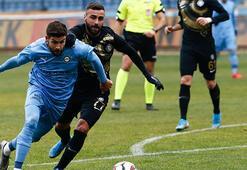 Osmanlıspor FK: 0 - Altay: 0