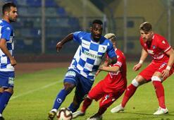 Adana Demirspor - Büyükşehir Belediye  Erzurumspor: 1- 0