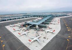 İstanbul'dan uçuşlar 100 milyona koşuyor