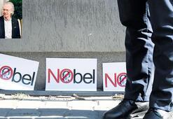 Nobel tepkisi dinmiyor