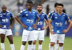 Cruzeiro tarihinde ilk kez küme düştü