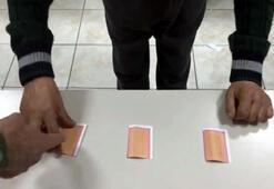 Üçkâğıtçılar yakalandı 9 kişi tutuklandı...
