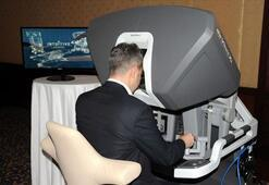 Antalyada hekimlere robotik cerrahi sistem kursu