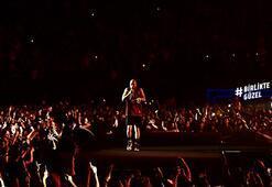 Ben Fero, yılın en büyük ve son konseri için Volkswagen Arenadaydı