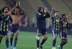 Fenerbahçe istatistiklerini yükseltti 7 bin 626 pas...