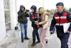 1i kadın 4 kişi suç üstü yakalandı