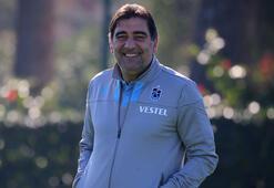 Ünal Karamanlı Trabzonsporda yüzler gülüyor