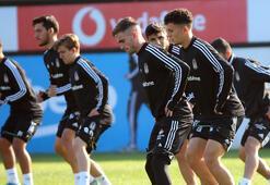 Beşiktaş, Wolverhampton hazırlıklarına başladı