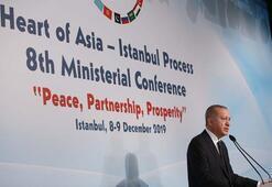 Cumhurbaşkanı Erdoğan: DEAŞın Afganistandan kazınıp atılması için elimizden gelen desteği vereceğiz