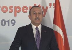 Çavuşoğlu: Bizim yaptığımız anlaşma uluslararası hukuka uygundur