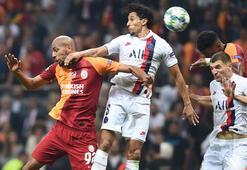 Galatasaray öncesi PSGde 4 eksik