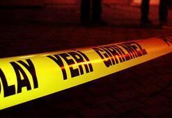 İzmirde silahlı saldırı sonucu bir kişi hayatını kaybetti