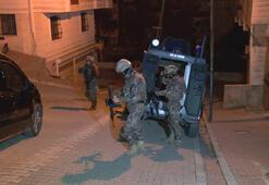 İstanbulda organize suç örgütü operasyonu