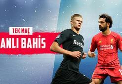 Salzburg – Liverpool maçı canlı bahisle Misli.comda